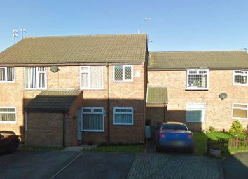 Thumbnail 1 bed flat for sale in Guisborough Court, Eston, Middlesbrough