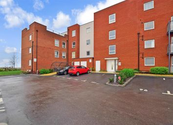 Thumbnail 1 bed flat for sale in Lett Lane, Castle Hill, Swanscombe, Kent