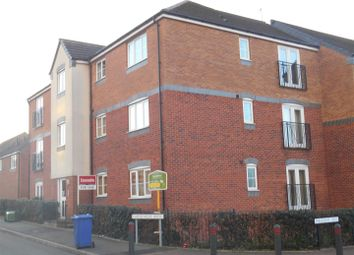 Thumbnail 2 bed flat to rent in Capercaillie Drive, Cannock