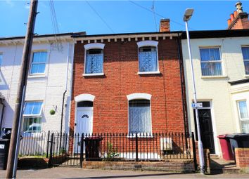 Thumbnail 2 bedroom terraced house for sale in Carey Street, Reading