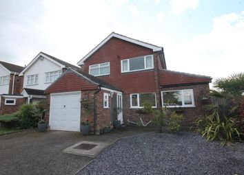 Thumbnail 4 bed detached house for sale in Coombe Park Road, Binley, Coventry