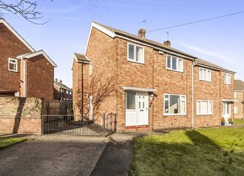 Thumbnail 3 bed semi-detached house for sale in Conyers Avenue, Chester Le Street