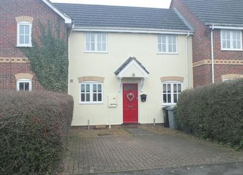 Thumbnail 2 bed terraced house to rent in Bramble Grove, Stamford