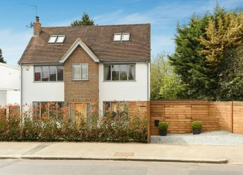 Thumbnail 4 bed detached house for sale in Woodwaye, Watford