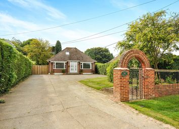 Thumbnail 4 bed bungalow for sale in Hollywood Lane, West Kingsdown, Sevenoaks