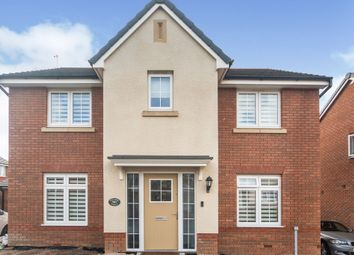 Thumbnail 4 bed detached house for sale in Highfields, Tonyrefail, Coedely