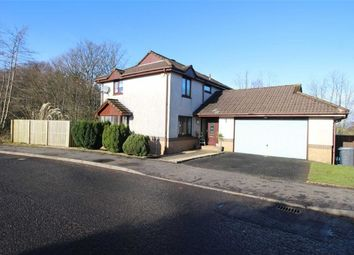 Thumbnail 4 bed detached house for sale in Swallow Brae, Inverkip Greenock, Renfrewshire