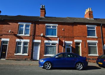 Thumbnail 3 bed terraced house for sale in Wharncliffe Road, Loughborough