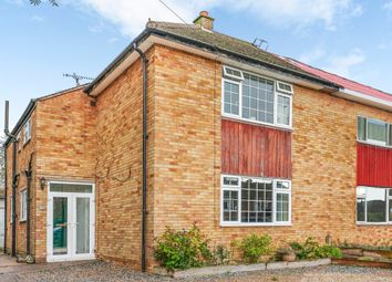 Thumbnail 3 bed semi-detached house for sale in Manor Crescent, Wendover, Bucks