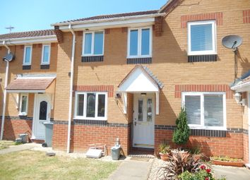 Thumbnail 2 bed terraced house for sale in Cowslip Drive, Deeping St. James, Peterborough