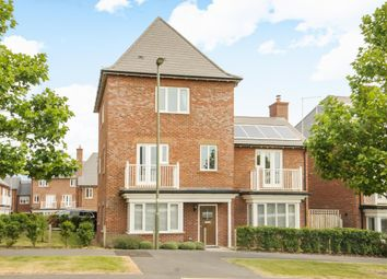 Thumbnail 4 bed detached house for sale in Inglis Way, London NW7,