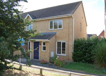Thumbnail 2 bed semi-detached house to rent in Quinton Road, Sittingbourne, Kent