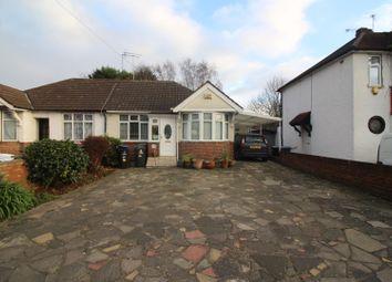 Thumbnail 4 bedroom semi-detached bungalow for sale in Curzon Avenue, Ponders End, Enfield