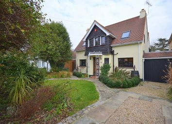 Thumbnail 4 bed detached house for sale in Laleham Road, Staines