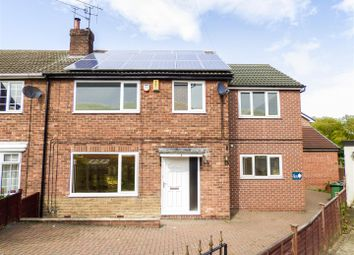 Thumbnail 4 bed property for sale in Snowden Avenue, Knottingley