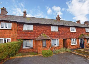 Thumbnail 3 bed terraced house for sale in Bracken Close, Crowborough
