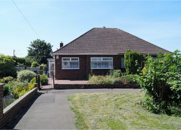 Thumbnail 2 bedroom semi-detached bungalow for sale in Dudley Avenue, Waltham Cross