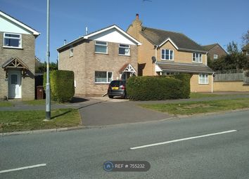 Thumbnail 3 bed detached house to rent in Wolsey Way, Lincoln