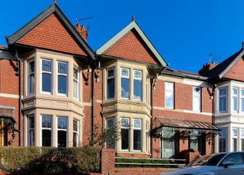 Thumbnail 4 bed terraced house for sale in Ovington Terrace, Cardiff