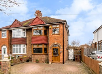 Thumbnail 3 bed semi-detached house for sale in Chatham Avenue, Bromley