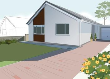 Thumbnail 3 bed bungalow for sale in Ty'n Y Cae, Newborough, Ynys Mon, Anglesey