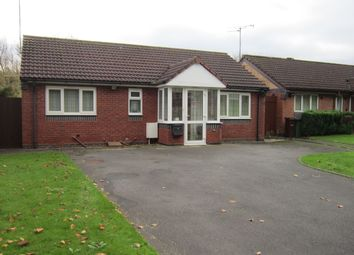Thumbnail 2 bed bungalow to rent in Henwood Road, Wolverhampton