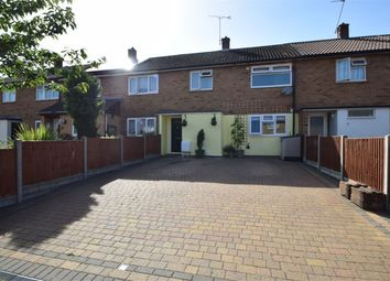 Thumbnail 3 bed terraced house for sale in Edgeworth Close, Stevenage, Hertfordshire