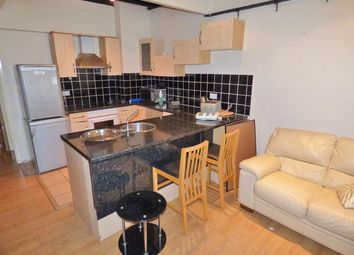 Thumbnail 1 bed flat for sale in High Street, Abercarn, Newport