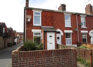 Thumbnail 3 bed end terrace house to rent in Garfield Road, Great Yarmouth