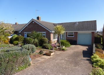 Thumbnail 3 bed detached bungalow for sale in Exmoor Way, Minehead