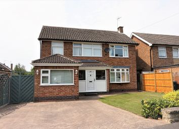 Thumbnail 4 bed detached house for sale in Musters Road, Ruddington