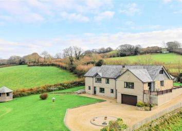 Thumbnail 5 bed detached house for sale in Pillaton, Saltash, Cornwall
