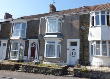 Thumbnail 3 bedroom terraced house for sale in Cromwell Street, Mount Pleasant, Swansea
