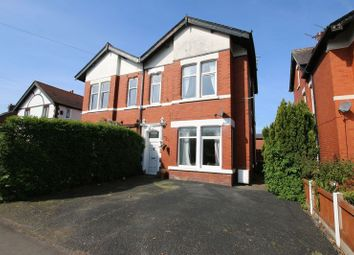 Thumbnail 4 bed semi-detached house for sale in Station Road, New Longton, Preston