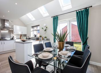 """Thumbnail 4 bed detached house for sale in """"The Buckland"""" at Oak Tree Road, Hugglescote, Coalville"""
