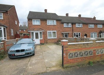 Thumbnail 3 bed semi-detached house for sale in Broseley Road, Romford