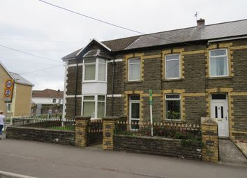 Thumbnail 4 bed link-detached house for sale in Stuart Terrace, Talbot Green, Pontyclun