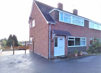 3 bed semi-detached house for sale in Mercer Close, Malpas SY14