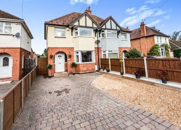 Thumbnail 3 bedroom semi-detached house for sale in Comer Gardens, Worcester