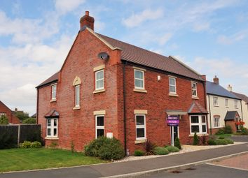 Thumbnail 4 bed detached house for sale in Fothersway Close, Badsey, Evesham