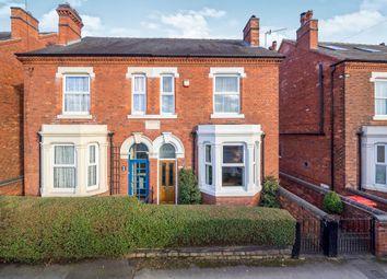 Thumbnail 3 bed semi-detached house for sale in Hucknall Lane, Bulwell, Nottingham