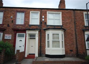 Thumbnail 2 bed flat to rent in Elwin Terrace, Sunderland