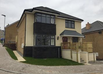 Thumbnail 4 bed detached house for sale in Off Higher Besore Road, Gloweth, Truro