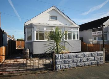 Thumbnail 2 bed bungalow for sale in Rosemary Way, Jaywick, Clacton-On-Sea