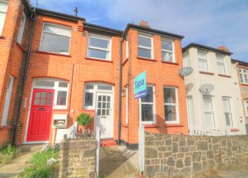Thumbnail 3 bed terraced house for sale in Fleetwood Avenue, Westcliff-On-Sea