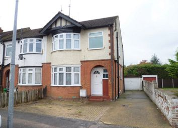 Thumbnail 3 bed terraced house to rent in Allenby Avenue, East Dunstable