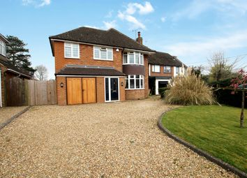 Thumbnail 3 bed detached house for sale in Moss Lane Close, Beoley