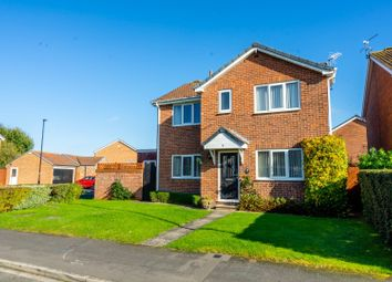 Thumbnail 4 bed detached house for sale in Cairnborrow, York