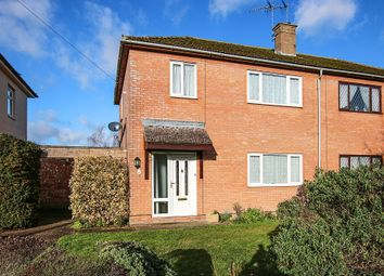 Thumbnail 3 bed semi-detached house for sale in Rowley Drive, Newmarket