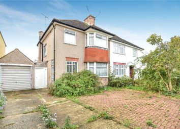 Thumbnail 3 bed semi-detached house for sale in The Drive, Harrow, Middlesex